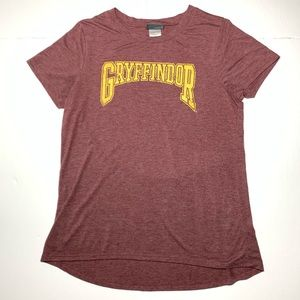Harry Potter Gryffindor T Shirt Womens Size XL